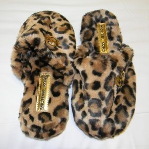 Michael Kors Slippers Size 7M